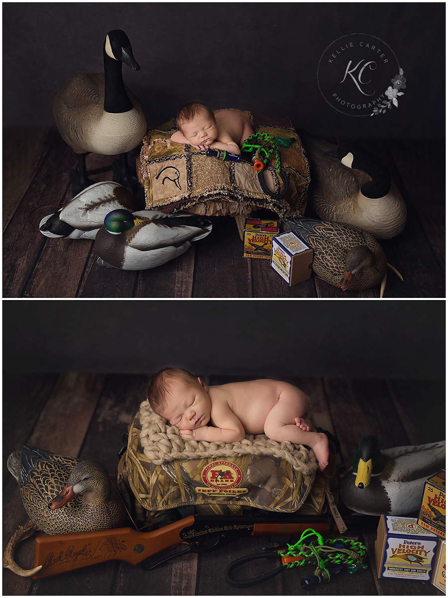 Lexington, KY Newborn Photography