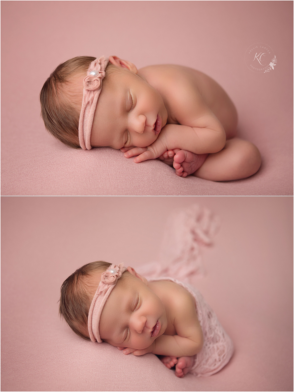 Newborn photo session louisville ky